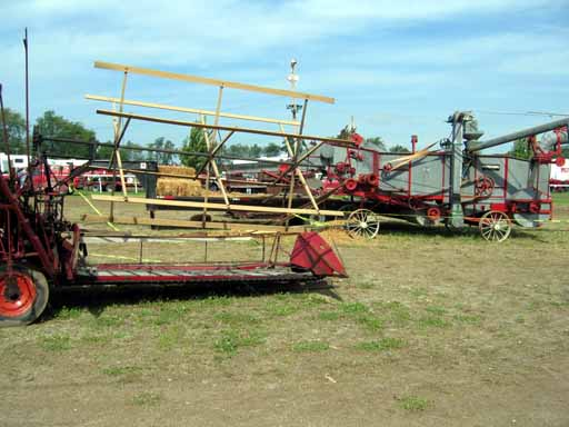 IHC and McCormick Farm Implements